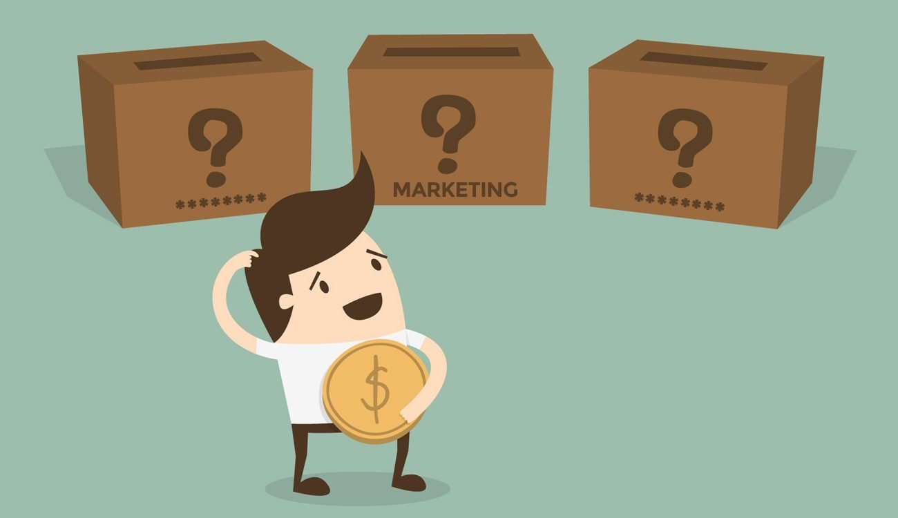 How much should I spend on marketing?